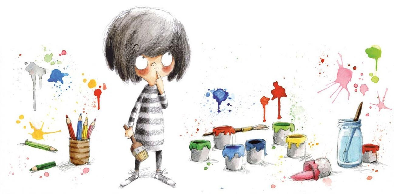 Participa en el concurs de dibuix de la Minimoni!
