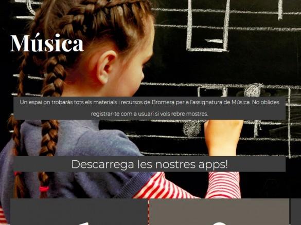 Obrim les aplicacions digitals de música per a Primària!