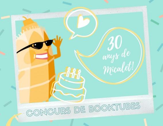 El Micalet Galàctic compleix 30 anys i ho volem celebrar amb tu!