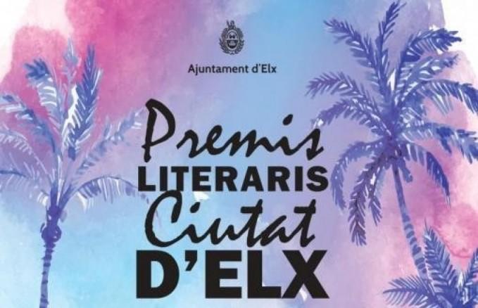 """LLISTES DEFINITIVES DE LES OBRES PRESENTADES ALS PREMIS LITERARIS """"CIUTAT D'ELX"""""""