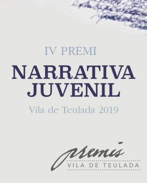 Premi Vila de Teulada de Narrativa Juvenil: presenta't!