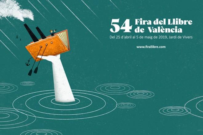 T'esperem a la Fira del Llibre de València!
