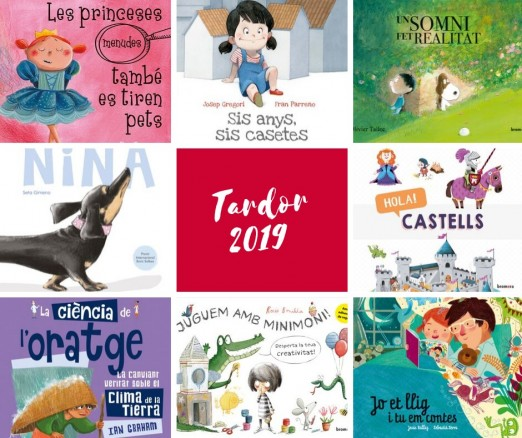 Lectures de tardor per a llegir en família!