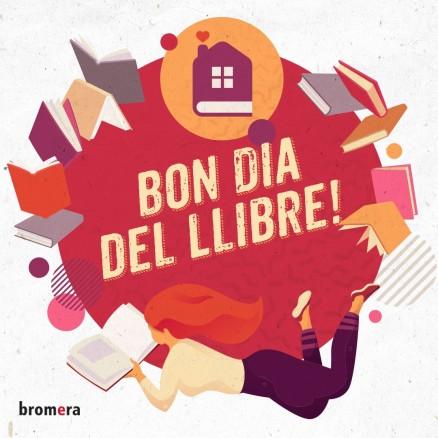 Celebrem el Dia del Llibre a casa!