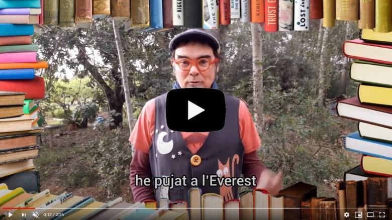 Dani Miquel reivindica el valor de la literatura amb la seua nova cançó: