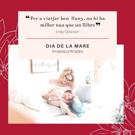 #maresconfinades: la lectura vos farà viatjar ben lluny!