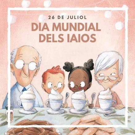 26 de juliol, Dia Mundial dels Iaios. Celebra'l amb el nou títol de Rocio Bonilla!