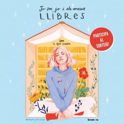 Perquè hi ha llibres que fan casa... Pots guanyar fins a 100€ per celebrar el Dia del Llibre!