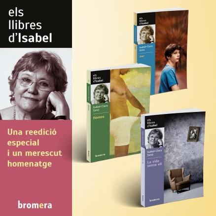«Els llibres d'Isabel», una reedició especial i un homenatge ben merescut