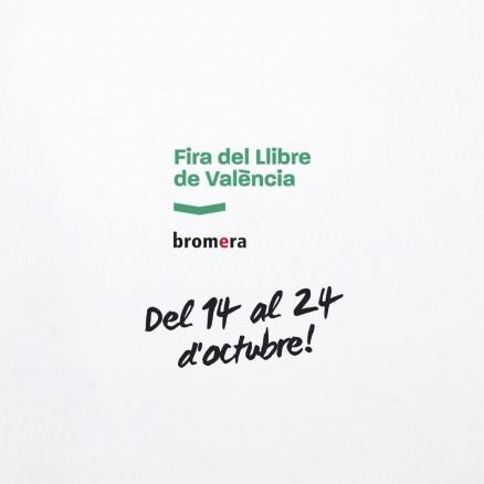 Fira del Llibre València 2021: signatures i presentacions