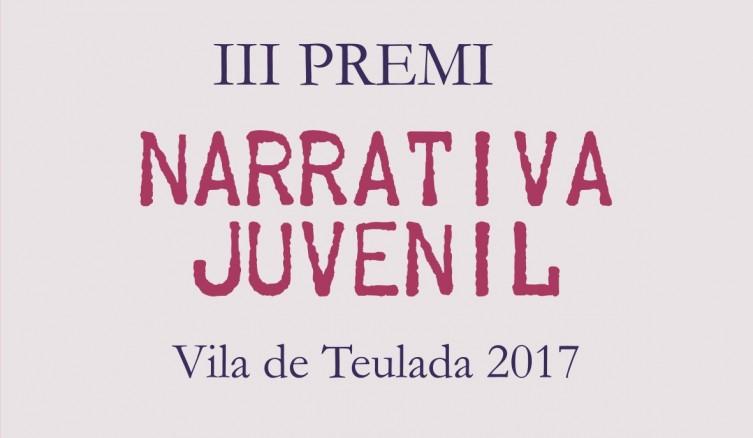 Vicent Sanhermelando guanya el III Premi de Narrativa Juvenil «Vila de Teulada»