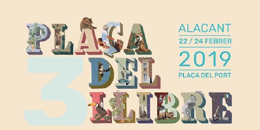 T'esperem a la Plaça del Llibre d'Alacant!