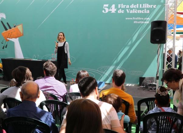Bromera aposta pels autors i les autores en la 54a Fira del Llibre, amb vora 40 signatures