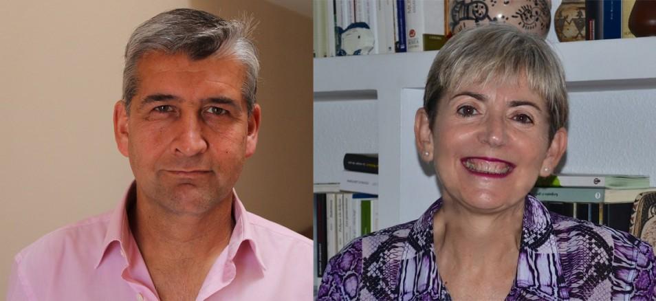 Miquel Àngel Vidal i Imma López, guanyadors dels Premis Literaris Ciutat de Xàtiva 2019