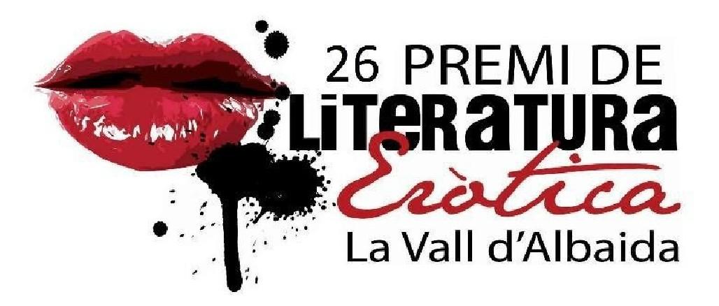 Es posa en marxa la 26 edició del Premi de Literatura Eròtica la Vall d'Albaida