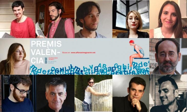 Ja es coneixen els guanyadors i guanyadores dels Premis València i València Nova 2020