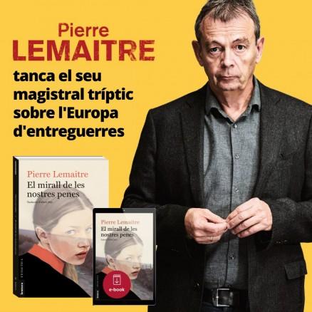 Ja a les llibreries la nova novel·la de Pierre Lemaitre: