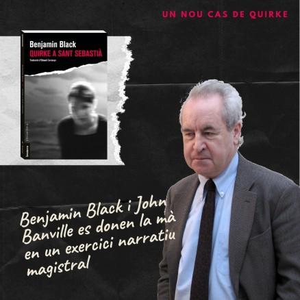 Quirke a Sant Sebastià: la nova novel·la negra de Benjamin Black