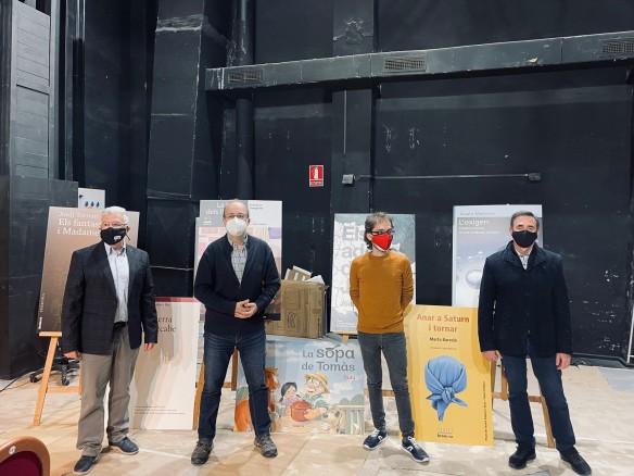 Es tanca el termini dels Premis Literaris Ciutat d'Alzira amb més de 200 obres presentades