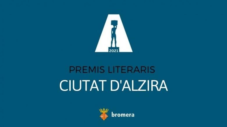 Llistat provisional d'obres presentades als Premis Literaris Ciutat d'Alzira 2021