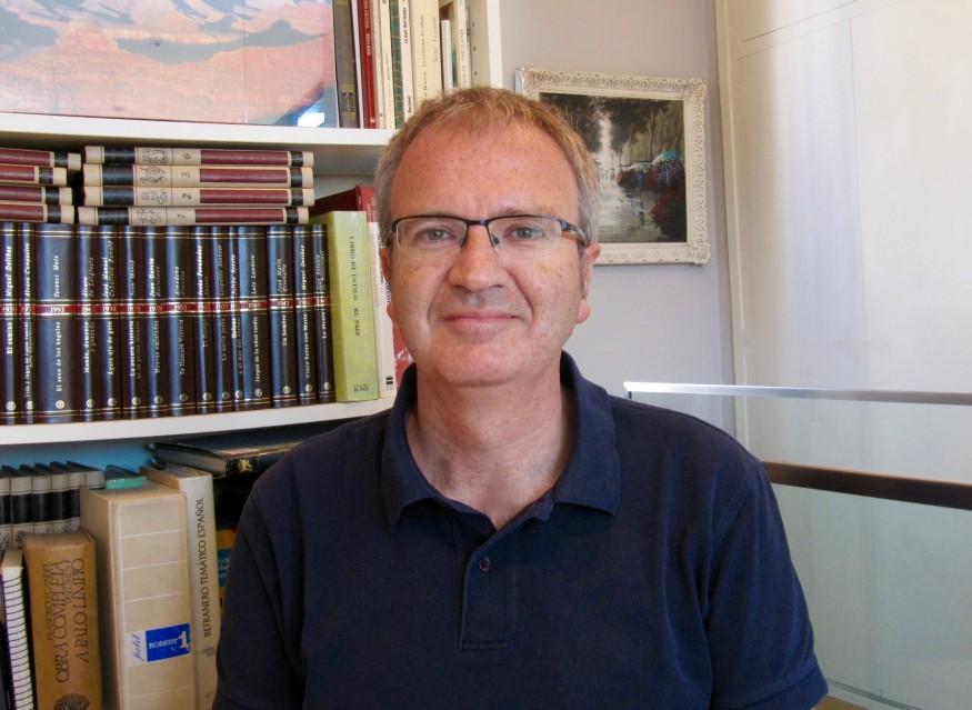 Jordi Portals guanya el 24 Premi de Literatura Eròtica amb