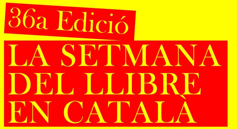 T'esperem a la 36a Setmana del Llibre en Català