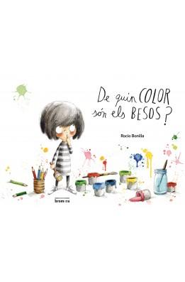 De quin color són els besos?
