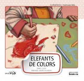 Elefants de colors