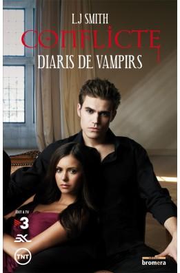 Diaris de Vampirs. Conflicte