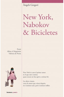New York, Nabokov and Bicicletes