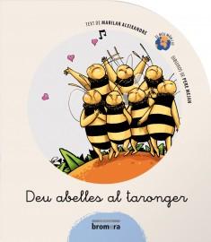 Deu abelles al taronger
