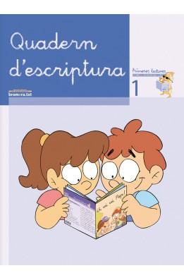 Quadern d'escriptura 1