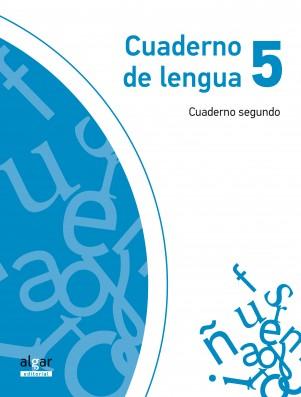 Cuaderno de Lengua 5 (Cuaderno segundo)