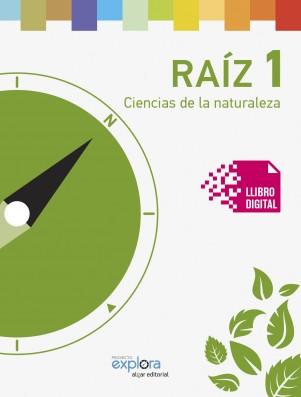 Raíz 1 (llicència digital)