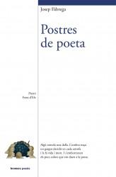 Postres de poeta