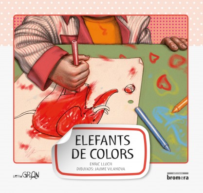 Elefants de colors