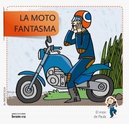 La moto fantasma En Majúscula