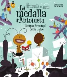 La medalla d'Antonieta