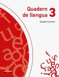 Quadern de llengua 3 (Quadern primer)