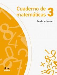 Cuaderno de matemáticas 3 (Cuaderno tercero)