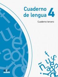 Cuaderno de lengua 4 (cuaderno tercero)