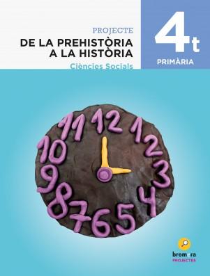 De la prehistòria a la història. Projecte de Ciències Socials 4