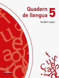 Quadern de llengua 5 (Quadern segon)