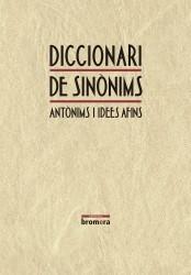 Diccionari de sinònims, antònims i idees afins