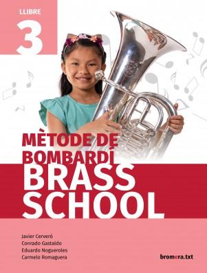 Mètode de bombardí. Brass School 3