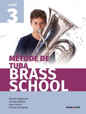 Mètode de tuba. Brass School 3