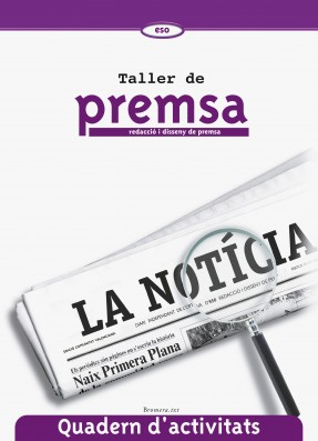 Taller de premsa - Quadern d'activitats