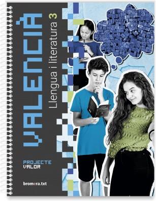 Valencià. Llengua i literatura 3. Projecte Valor
