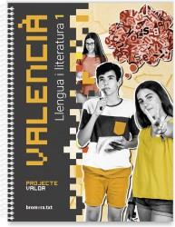 Valencià. Llengua i literatura 1 - Projecte Valor