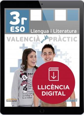 Valencià més pràctic 3r (llicència digital)